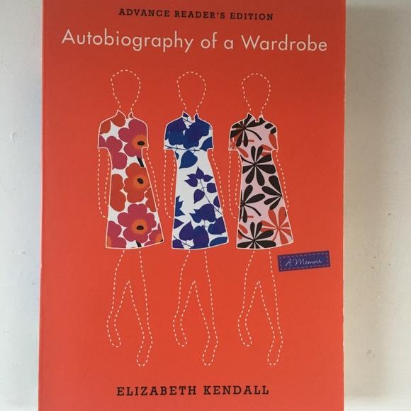 Autobiography of a Wardrobe book Elizabeth Kendall